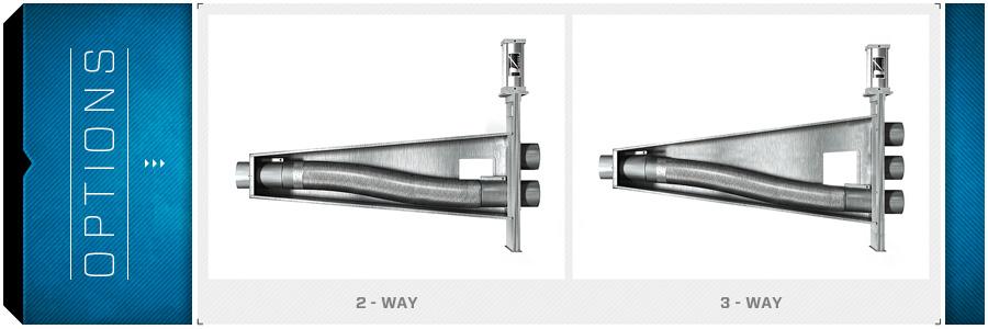 Flex-tube-slang-wisselklep-options-slider-vortex-valves-LeBlansch