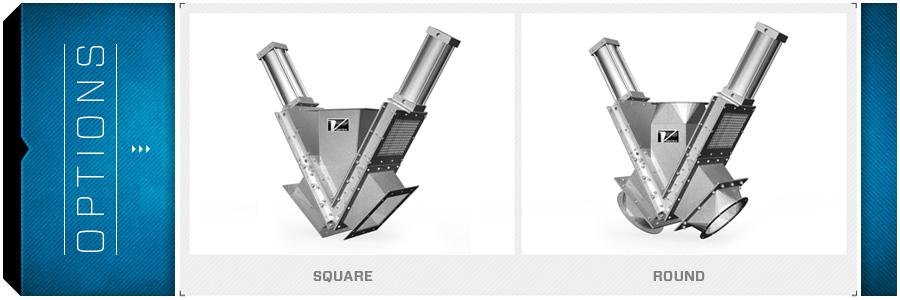 Gravity-Vee-wisselklep-options-slider-vortex-valves-LeBlansch