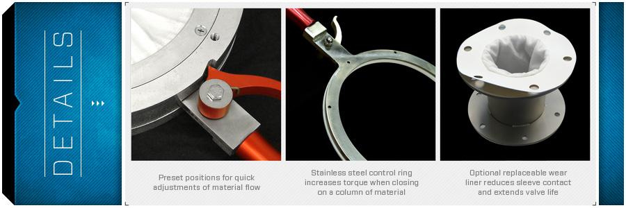 iris-diafragma-afsluiter-details-slider-vortex-valves-LeBlansch